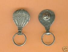 6 wholesale pewter balloon eyeglass holder pins C3123