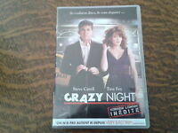 dvd crazy night avec steve carell et tina fey