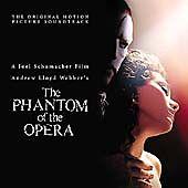 Phantom of the Opera DELUXE - 2CD COLLECTOR'S EDITION inc SOUVENIR BOOKLET