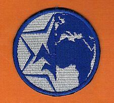 ISRAEL IDF INTELLIGENCE  CORPS PATCH VERY RARE  LOOK AT THE MAP