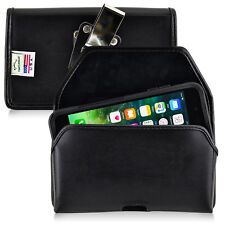 iPhone 8 Plus iPhone 7 Plus Holster Metal Clip Otterbox Case Leather Turtleback