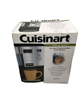 Cuisinart Dcc-3000 12 Cup Programmable Coffee Maker Black/Brushed Stainless