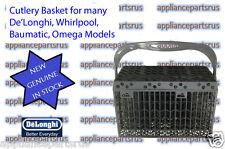 De'Longhi Dishwasher Cutlery Basket DAU1591047 673003200121 Models DW67 DW87