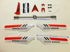Syma S107G S107 Main Blade Propeller Props RC Helicopter Tails Balance Bar Shaft