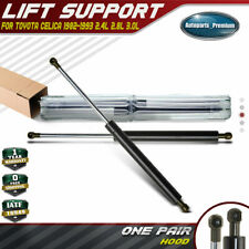 2x Front Hood Lift Supports Shock Strut for Toyota Celica 82-84 Supra 82-93 4604