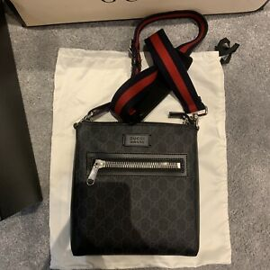 Gucci Black Small Messanger Bag