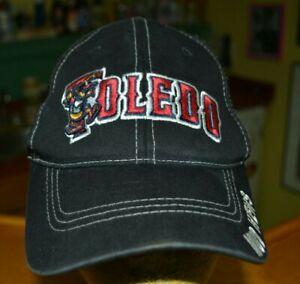 Toledo Mud Hens Minor League Baseball Hat Cap Youth Stretch Fit Tigers OH Bimm