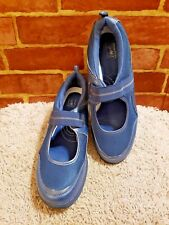 BLUE Get Fit Performance Platforms Mary Janes Grasshoppers 10M ~2488~