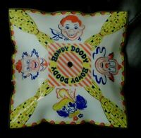 1950's  Howdy Doody Light Shade in Excellent condition.