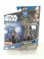 Star Wars The Clone Wars Cad Bane & IG-86 Target Exclusive 2-pack 2010 Hasbro