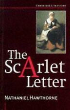 The Scarlet Letter (Cambridge Literature) von Nathaniel ...   Buch   Zustand gut