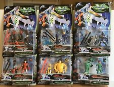 VOLTRON action figures TRENDMASTERS 1998 full set