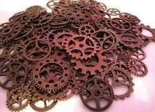"1"" to 3/8"" Gears 20 Pieces VARIETY Lot New Steampunk Watch Parts Clock Wheels"