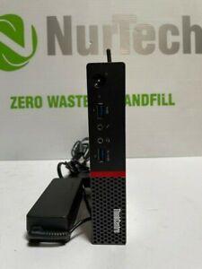 Lenovo Thinkcentre M700 SFF Core i5 6500 3.2GHZ 16GB 500GB WIFI Linux W/AC