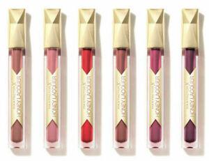 MAX FACTOR Colour Elixir Honey Lacquer Lip Gloss 3.8ml Gloss * Choose your Shade