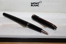 Montblanc Generation PLATIN Roller Ball in Schwarz und Silber, Mont Blanc