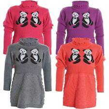 Markenlose Mädchen-Pullover & -Strickware