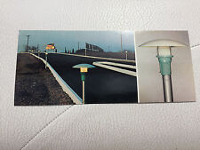 Rare Vintage NOS Speco Drive In Theatre Roadway Entrance Light Post Card