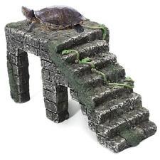 Tank Turtle Terrapin Tortoise Deep Sea Ladder Ramp Amphibian Basking Platform