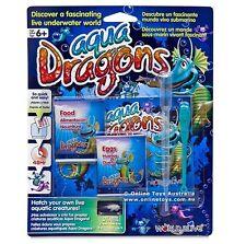 Aqua Dragons Sea Monkeys Food & Eggs Pet Refill Kit Brine Shrimp