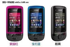Unlocked Nokia C2-05 Original 0.3MP Camera Radio Bluetooth GSM 900 / 1800