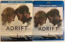ADRIFT BLU RAY DVD 2 DISC SET + SLIPCOVER SLEEVE FREE WORLD WIDE SHIPPING BUY IT