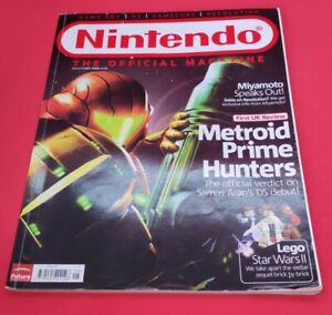 RARE Issue 03 The Official Nintendo Magazine Magazine May 2006 Star Wars Edition