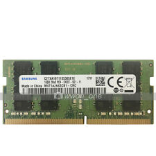 Samsung 16GB PC4-2400T DDR4 2400MHz 260Pin SODIMM Laptop Notebook Memory Module