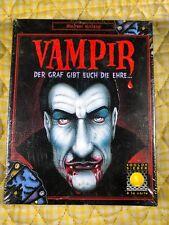 Reiner Knizia's Vampire Vampir GERMAN VERSION NEW 2000 a la carte