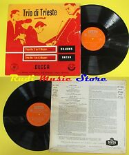 LP TRIO DI TRIESTE trio n 2 in c major BRAHMS n 1 in g major HAYDN no cd mc dvd