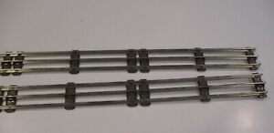 """2 Sections of O27 Lionel Track 35"""" Long"""