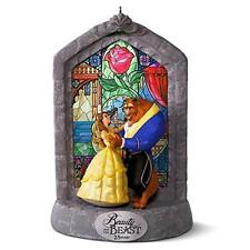 2016 Hallmark Disney Beauty and the Beast 25th Anniversary Ornament - Belle Rose