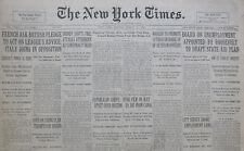 3-1930 March 31 HAWKS TUCSON GLIDER TRIP. 150 BATTLE PLANES TAKE AIR TOMORROW.