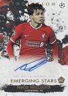 Neco Williams - Liverpool FC - Emerging Stars Auto - Topps Inception Champions LTrading Card Einzelkarten - 261328