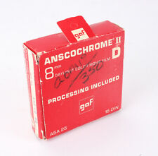 GAF SUPER 8 ANSCOCHROME II EXPIRED LONG AGO/207033