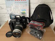 Digitale Spiegelreflexkamera Canon EOS 30D +Canon Objektiv 28-90 u. Zubehörpaket