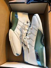 677c89ec60ff Rare Nike Air Jordan 17 XVII Low 2002 SZ 9.5 University Blue 303891-141 DS