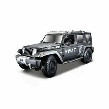 Jeep Rescue Police Maßstab 1 18 Von Maisto
