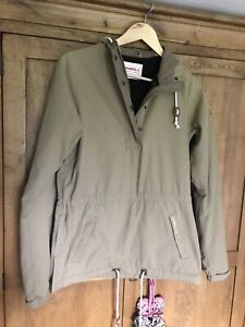 O' Neill Fleece-lined Weatherproof Sailing/Adventure Jacket Size XS (8)
