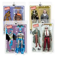 DC Comics Retro Style 8 Inch Figures Batman Retro Series 4: Set of all 4