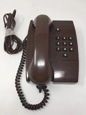 Vintage Brown BTQA 1810 Home Phone Landline Retro