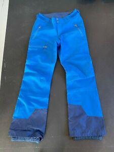 Marmot Storm King Pants Mens Small Blue EUC