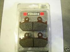 121 coppia  Pastiglie Freno FERODO ANTERIORI HONDA CBR-NSR-VFR-XRV