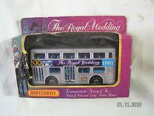 MATCHBOX THE ROYAL WEDDING (3)