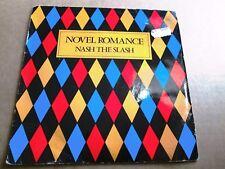 """Nash la novela de Slash ~ romance 7"""" ~ 1981 1st Reino Unido Press-condiciones excepcionales"""