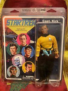 NIP Star Trek, Diamond Series Capt. Kirk Action Figure