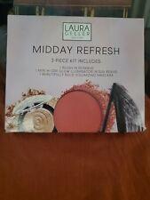 Laura Geller Midday Refresh 3 Piece Kit ROSEBUD , SUN BEAM, BEAUTIFUL BOLD NEW