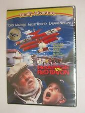 Revenge of the Red Baron (DVD, 2005)- BRAND NEW    FACTORY SEALED   FREE SHIPPIN