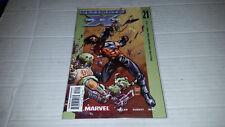Ultimate X-Men  # 21 (2002, Marvel) 1st Print