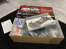 Tamiya - RC Mercedes-Benz SLS GT3 AMG 1/10 4WD Shaft Drive On Road (TT-02) Kit
